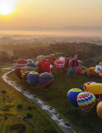 S Life delivers prestigious experience to beloved customers with Singha Park Chiang Rai International Balloon Fiesta 2019