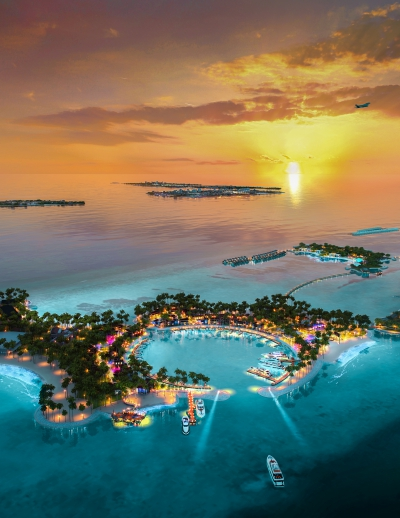 CROSSROADS: A New Maldives Resort's Unwavering Stance on Sustainability