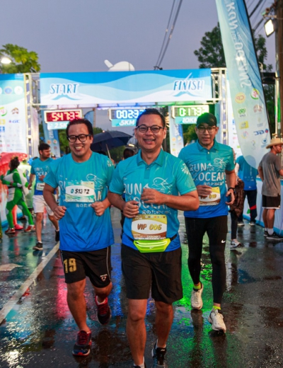 Singha Estate Partners with Run for the Ocean: Plastic Pollution A Fun Run Event to Save Our Ocean