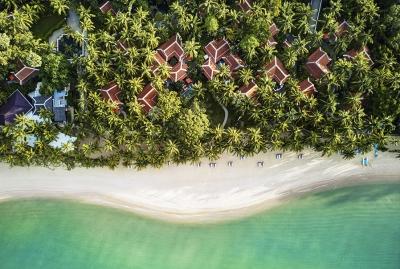SANTIBURI KOH SAMUI – THE RESORT WITH THE MOST COCONUT TREES ON THE ISLAND