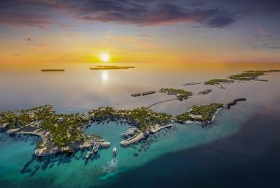 WILL THE MALDIVES SINK?