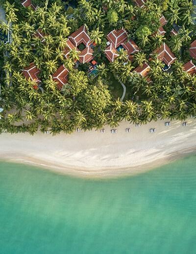 โรงแรมสันติบุรี เกาะสมุย
