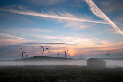 """ประเทศต้นแบบ """"สกอตแลนด์"""" สร้างพลังไฟฟ้าจากพลังงานหมุนเวียน"""