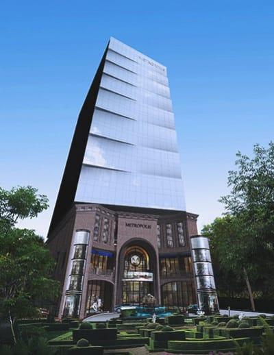 อาคารสำนักงานเมโทรโพลิศ (Metropolis)