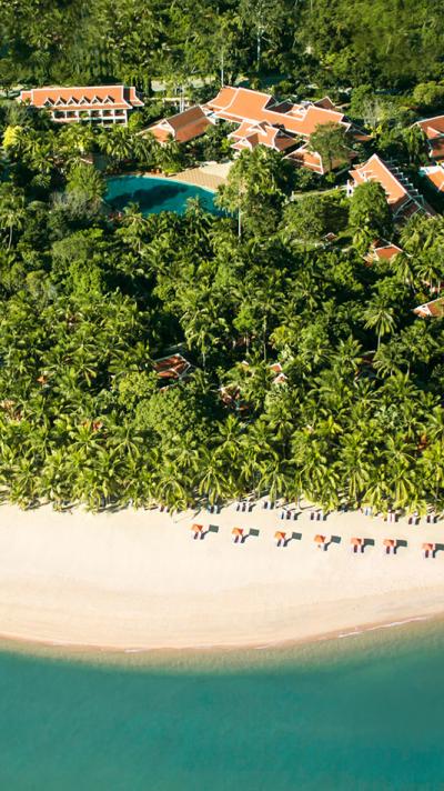 สันติบุรี เกาะสมุย ใส่ใจทุกสิ่งแวดล้อมโดยรอบอย่างยั่งยืน
