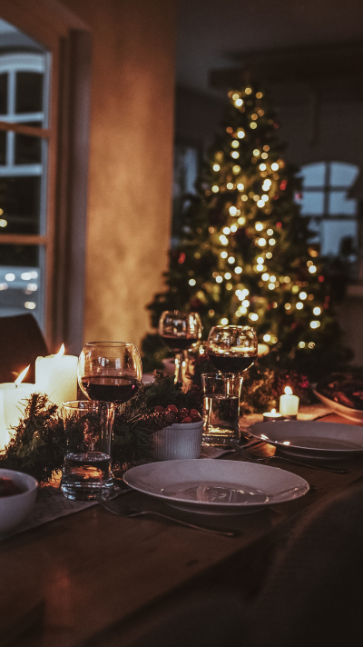 CREATE GOOD VIBES AT HOME FOR THIS FESTIVE SEASON