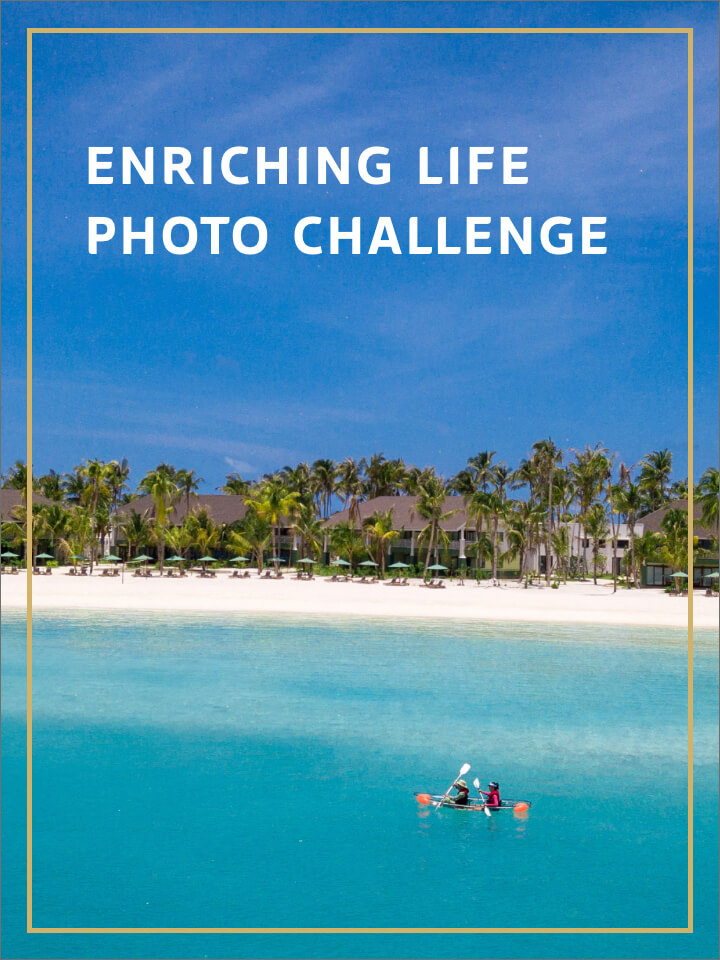 ENRICHING LIFE PHOTO CHALLENGE